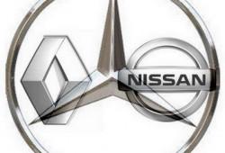 Posible alianza entre Daimler y Renault-Nissan