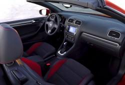 Precios del VW Golf Cabrio Mk6