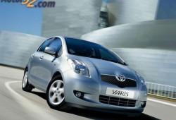 Precios y opciones del Toyota Yaris