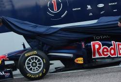 Presentación del Red Bull RB7
