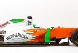 Presentación Force India VJM04