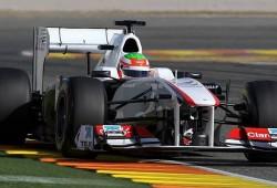 Pretemporada: Primeros tests en Valencia. Sauber C30