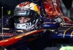 Pretemporada: Primeros tests en Valencia. Toro Rosso STR06