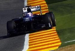 Pretemporada: Primeros tests en Valencia. Williams FW33