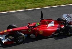 Pretemporada, segundos tests Jerez: Ferrari