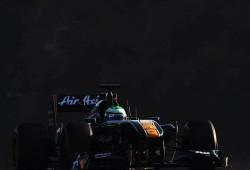 Pretemporada: Segundos tests, Jerez: Lotus