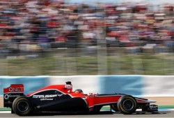 Pretemporada: Segundos tests, Jerez: Marussia-Virgin