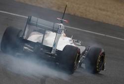 Pretemporada: Segundos tests, Jerez: Sauber