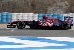 Pretemporada: Segundos tests, Jerez: Toro Rosso