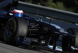 Pretemporada, segundos tests Jerez: Williams