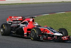Pretemporada, terceros tests Montmeló: Marussia-Virgin