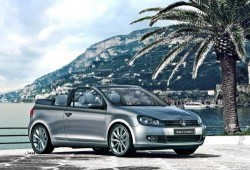 Primer teaser del nuevo Volkswagen Golf Cabrio