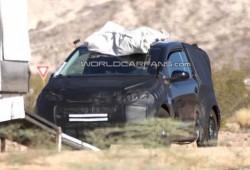 Primeras fotos espías del Volkswagen Up