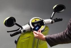 Primeras imagenes del scooter electrico de Mini