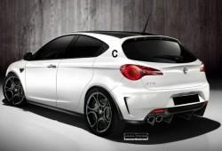 Primeras recreaciones del Alfa Romeo Milano GTA