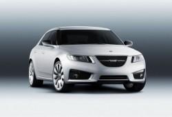 Próxima generación de Saab 9-3 y 9-5 con motor BMW