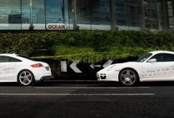 Publicidad comparativa: Nissan y Lexus desafían a las marcas alemanas.