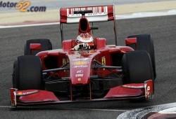 Raikkonen es el más rápido en Bahrein a pesar del KERS