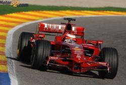 Raikkonen fue el mas rapido en Bahrein