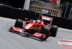 Raikkonen y Hamilton, cara y cruz en Mónaco