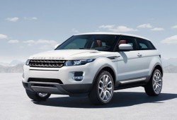 Range Rover Evoque tendría motor Ford Ecoboost