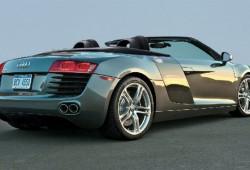 Recreación del Audi R8 Spider