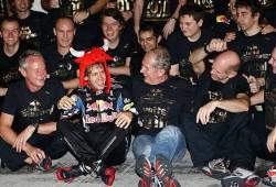 Red Bull culmina una temporada para la historia