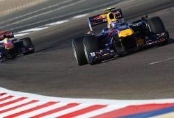 Red Bull en busca de la victoria