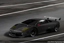 Reiter muestra el Lamborghini Murciélago LP670 R-SV.