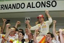 Renault confirma que Alonso no seguirá en 2010