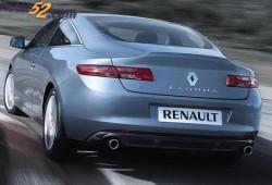 Renault Laguna Coupé: nuevas emociones