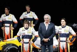 Renault prepara su adiós a la Fórmula Uno