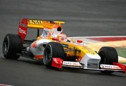 Renault volvería al KERS en Monza