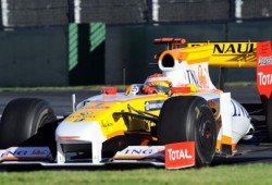 Renault ya trabaja en su nuevo difusor