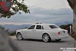 Rolls- Royce Phantom Kocaine. Mezcla de estilos