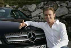 Rosberg quiere a Schumi de compañero de equipo