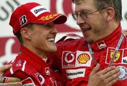 Ross Brawn encantado de volver a trabajar con Schumacher