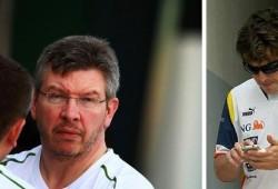 Ross Brawn quiere fichar a Fernando Alonso en su equipo