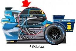 Rugido del monoplaza Renault R26