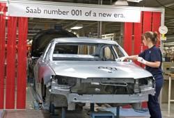 Saab vuelve a poner en marcha su producción.