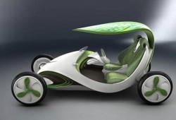 Saic presenta el curioso LEAF Concept.