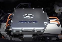 Salón de Frankfurt: Hyundai i10 eléctrico.