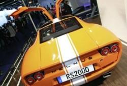 Salón de Frankfurt: Melkus vuelve al ruedo con el RS 2000.