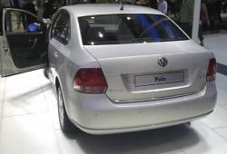 Salón de Moscú: el VW Polo sedán muestra sus cartas.
