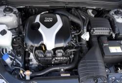 Salón de New York: Hyundai enseña el Sonata Turbo.