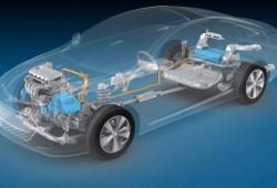 Salón de New York: Hyundai revela el Sonata Híbrido.