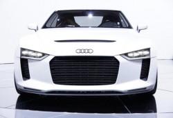 Salón de París 2010, Audi Quattro Concept presentado