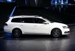 Salón de París, Volkswagen Passat presentado