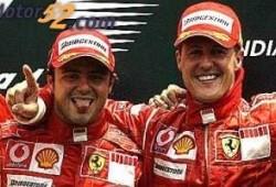 Schumacher apuesta a Massa