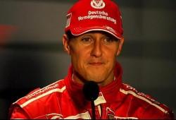 Schumacher ganaría 3.266.194 de euros por carrera